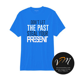 Custom T-shirt with quote printing