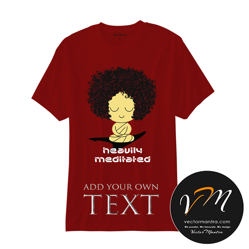 Custom Buddha t-shirts online India
