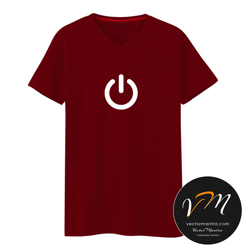 Power t-shirt online, 100% cotton