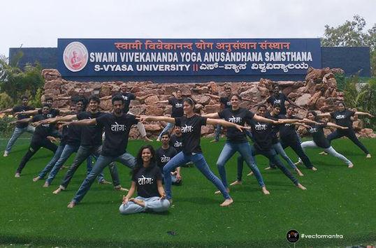 Yoga T-shirts   Vector Mantra   India