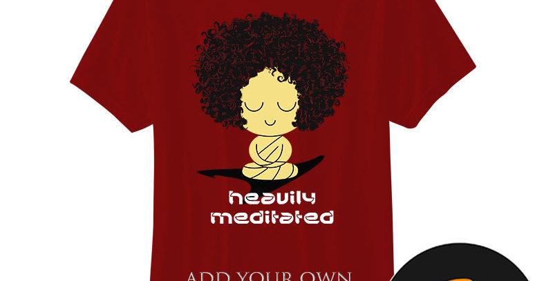 Buddha T-shirt, Customized buddha t-shirts, buy buddha t-shirts online, t-shirt printing Bangalore, t-shirt printing India,