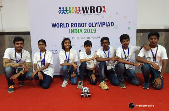 T-shirts for Olympiad India 2019   Vector Mantra   India
