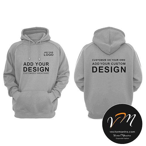 customized sweatshirt without Zip, customized sweatshirts in Delhi, customized sweatshirts, customized non-zipper Hoodie