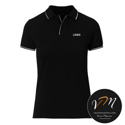 Custom collared t-shirts online