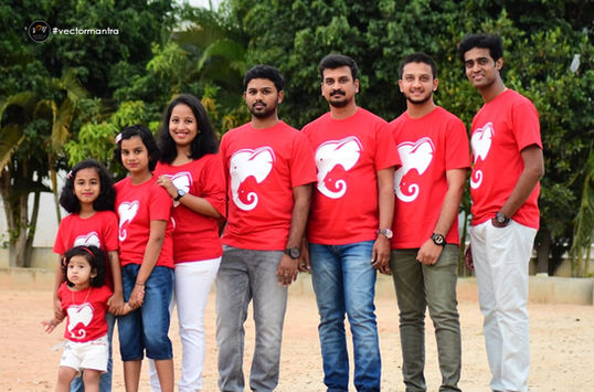 Family Reunion T-shirts   Vector Mantra   India