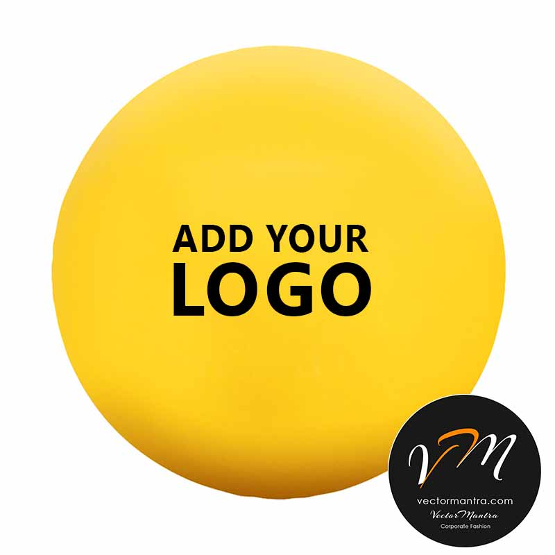 Custom stress balls logo printed