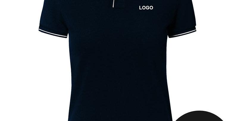 custom personalized t shirts, Navy Blue Polo t-shirt, women's t-shirt, Corporate Polo t-shirts, Customized plain polo t-shirt