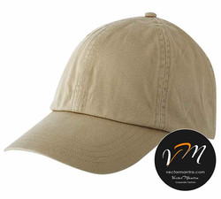 Promotional caps Embroidery