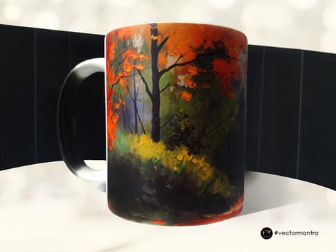 Magic Mug Print
