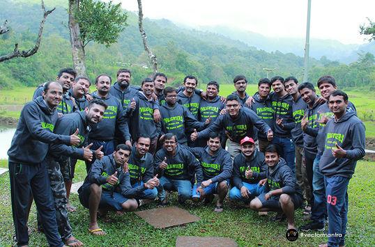 Reunion Hoodies   Vector Mantra   India