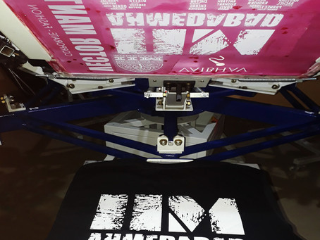 Fastest Screen Printing & Thread Embroidery Services - Bengaluru, India.