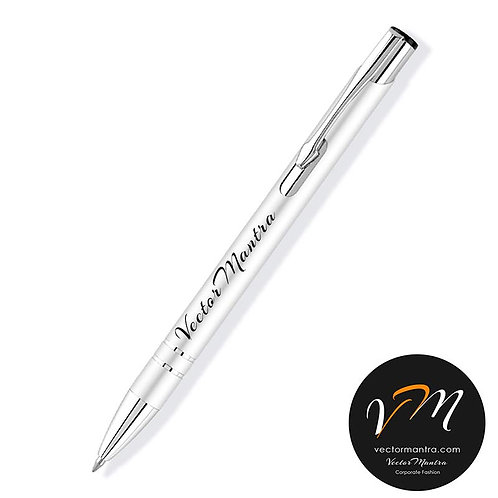 corporate bulk pens with logo printed Bangalore, promotional pens, custom promotional pens, metallic pens with logo engraving