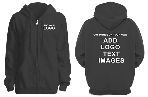 Customize sweatshirt with logo and text, Hoodie Printing, Personalized sweatshirt online, Sweatshirt Printing Bangalore