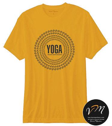 yoga t-shirts, customized t-shirts online, yoga events, yoga premium t-shirts, yoga t-shirt Bangalore, Yoga Class T-shirts