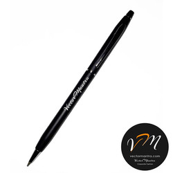 Promotional pen with branding