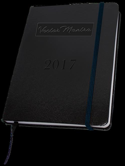 Planner diaries, Planner diary, Planners, Planner 2017, Custom Planner Diaries 2017, 2017 Diary, Embossed Diary, Planners