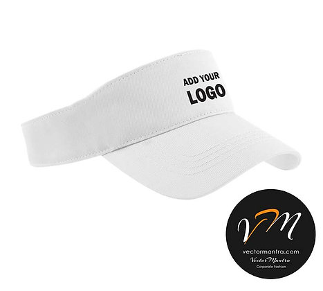 cotton visor, customized cotton visor, Golf caps bangalore, personalized caps, half caps, customized half caps, visors online