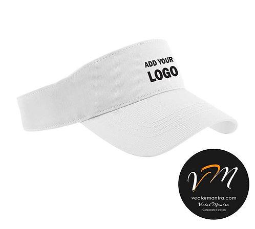 cotton visor, customized cotton visor, Golf caps bangalore, personalized caps, half caps, customized half caps, visors online