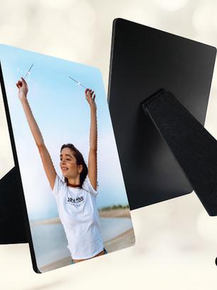 Glass & Wooden Photo Frames