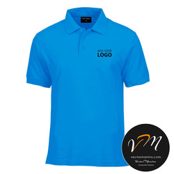 Customized polo t-shirt in India