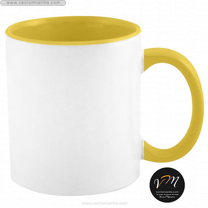 personalized inside color mugs, coffee mug sublimation printing bangalore, personalized coffee mug gifts online bangalore