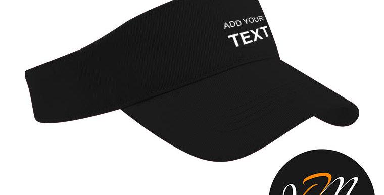 visor caps, sports caps, customized caps in Bangalore, personalized event caps, visor caps for sports, custom visor caps