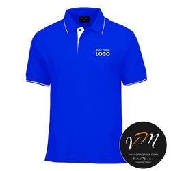 Royal Blue polo T-shirts