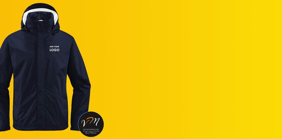 Custom Jackets | Raincoats | Photographer Jackets | Vector Mantra | India