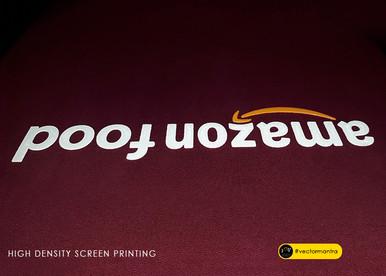 High Density Screen Raw Print on batch hoodies   Vector Mantra   India