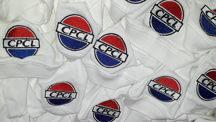 CPCL-logo-Embroidery-on-white-polo-t-shirt