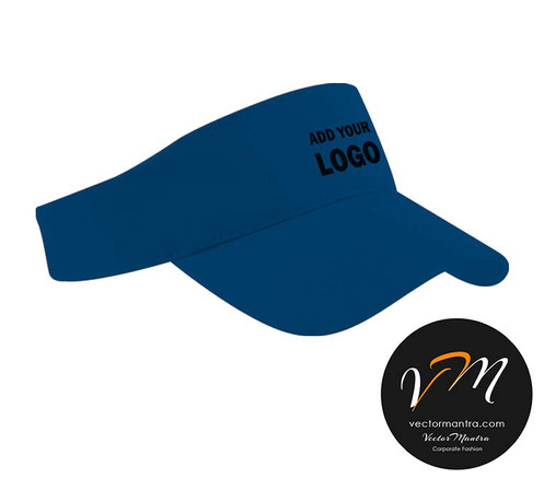 d5fe07ef121182 ... cotton visor, customized cotton visor, Promotional caps, personalized  caps, half caps, ...
