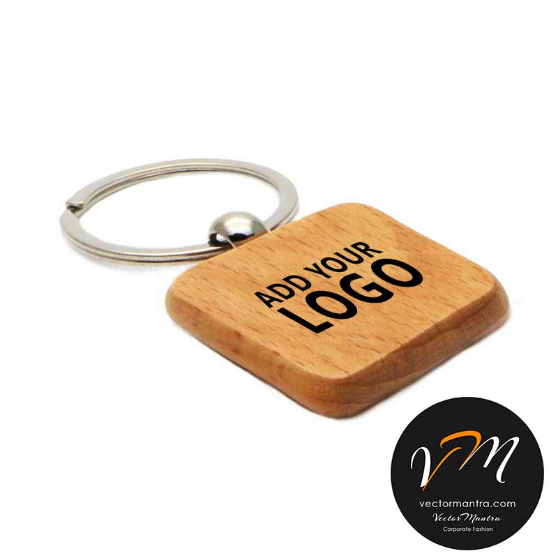 promotional wooden keychains online