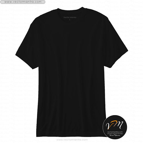 black t shirt online, screen printing vectormantra, t shirts vectormantra, tshirt printing near me, wholesale tshirt supplier