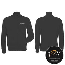 Customized Charcoal grey hoodie