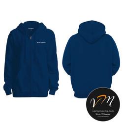 Customized Navy blue sweatshirt