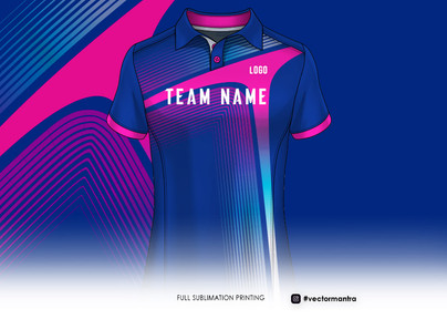 Sports jersey for womens and girls team full sublimation print