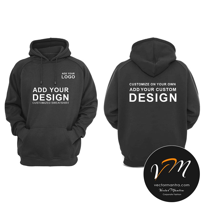 Batch Hoodie | School Merchandise Online | India | Vector Mantra