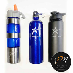 customized steel water bottles India