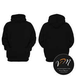 Personalized hoodies vector mantra