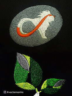 Compact Machine Embroidery on Polo T shirt, Customized T-shirts in bulk, embroidered t-shirts, collar t shirt embroidery, corporate t shirts, event t shirts in bulk, premium t shirts in bulk, whole sale premium t shirts online, vector mantra embroidery, classic embroidery, t-shirt store near me,