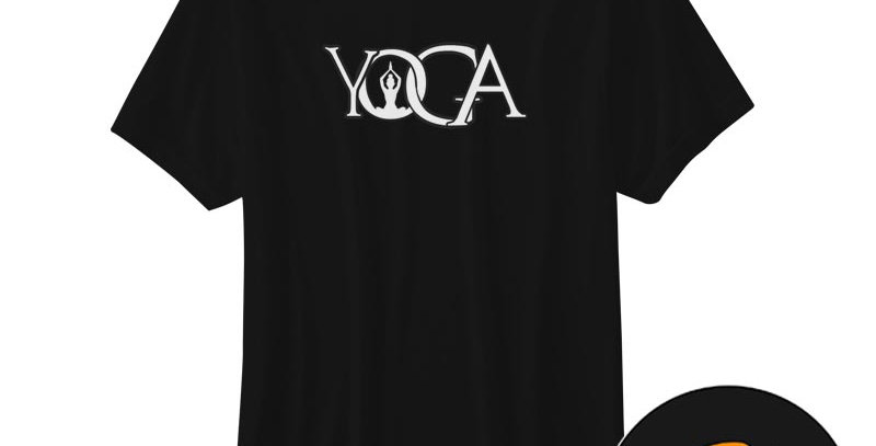 Round Neck Cotton T-shirts. Trendy, Casual Tee, yoga t shirt vectormantra.com- Bangalore, customized t shirt India, yoga tees