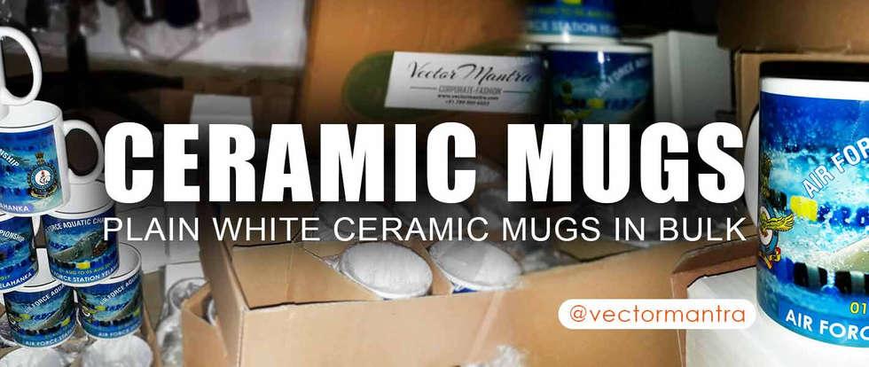 Personalised Mugs Online | Birthday Photo mugs | Anniversary Mug Prnting | Vector Mnatra | India