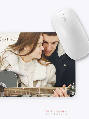 Photo Printed Mouse pad
