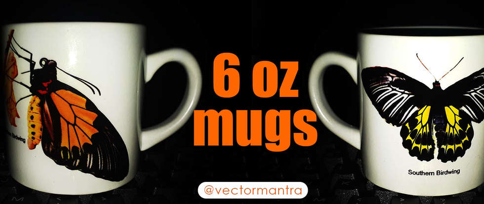 Mug Printing | Promotional Mugs Online | Vector Mantra Mugs | India