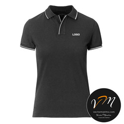 customized polo t shirt embroidery