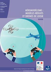 Guide aéromodélisme drones de loisir DGAC