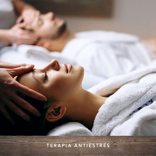 Certificado Terapia Antiestrés.