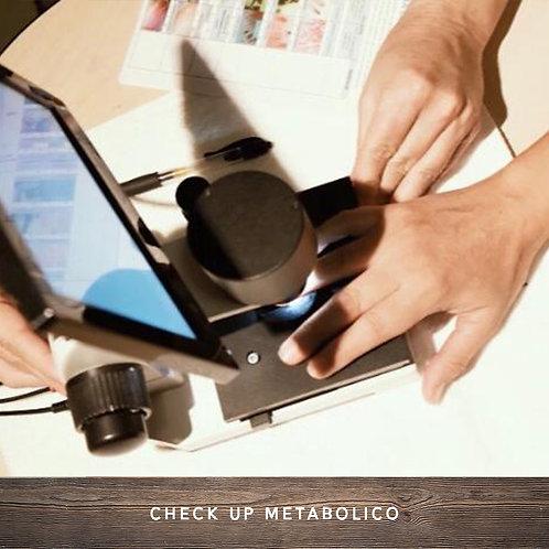 Certificado de Check Up Metabólico