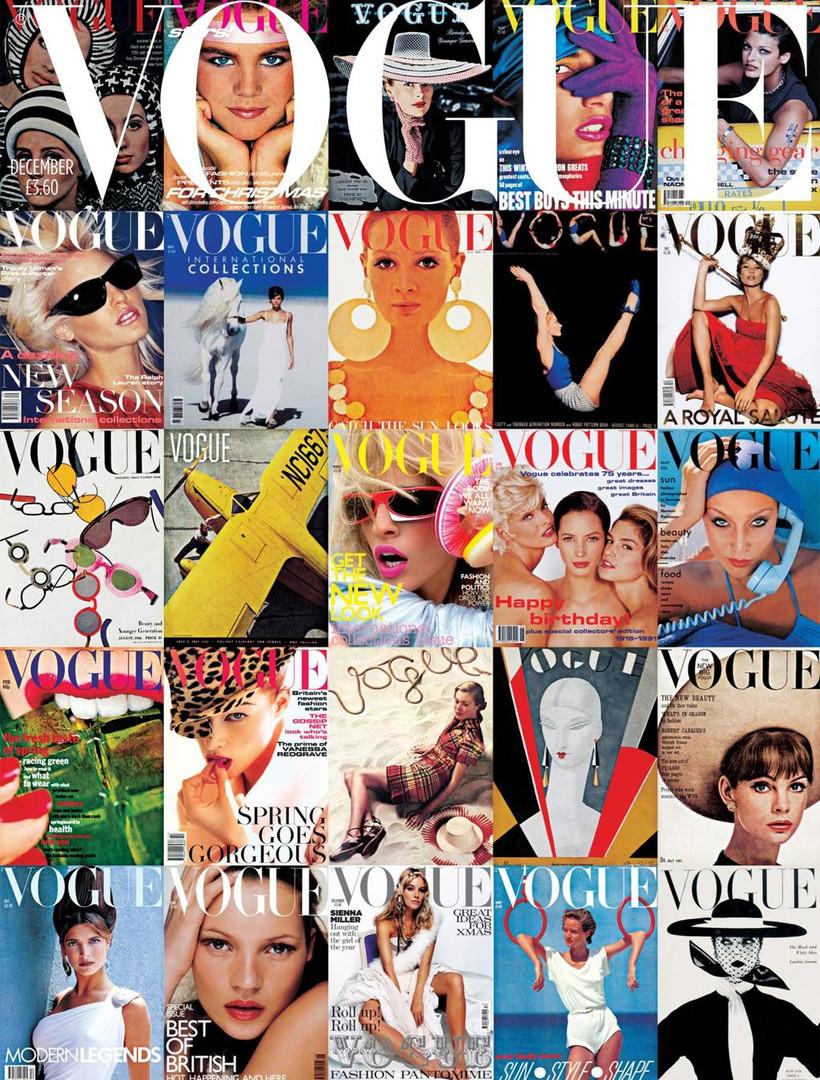 Vogue December 2006
