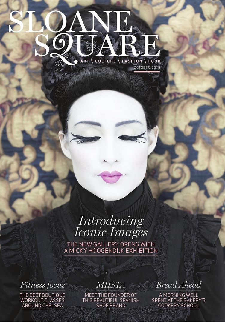 Sloane Square Magazine 2018